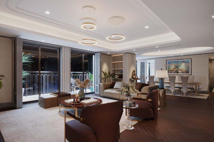 QL-Apartment luxury